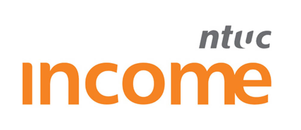 NTUC Income logo.